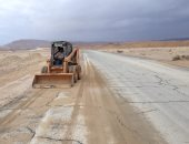 وزارة النقل تعلن الطوارئ وتكشف الطرق المغلقة بسبب السيول والبدائل أمام المرور