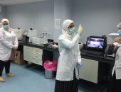 لجان من وزارة الصحة للتفتيش على أقسام مكافحة العدوى فى مستشفيات الأقصر.. صور