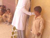 """""""صحة أسوان"""": 157 ألفا و240 تلميذاً مستهدفاً بحملة الكشف المبكر عن الأنيميا"""