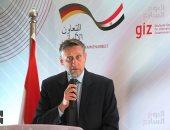 سفير برلين بالقاهرة يؤكد استهداف المركز الألمانى تقنين الهجرة غير الشرعية