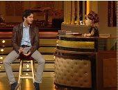 أحمد مالك يعترف بسرقة الأشياء الصغيرة فى لقاء تلفزيونى من 3 سنين.. فيديو