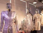 الروبوت بديل العارضات فى بعض بيوت الأزياء الإيطالية بسبب كورونا