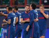 أتلتيكو مدريد الأقوى دفاعيًا فى أوروبا وغياب أندية البريميرليج