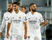 ريال مدريد يحقق أول فوز فى دورى أبطال أوروبا بصعوبة على إنتر ميلان.. فيديو