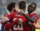 مدرب برايتون: ليفربول لديه أفضل رباعى هجومى فى العالم