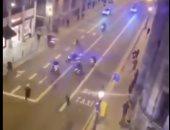 فوضى وإطلاق نار وانتشار للشرطة فى شوارع فيينا.. فيديو