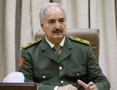 القائد العام للجيش الليبى يثنى على دور إيطاليا فى دعم سبل حل الأزمة