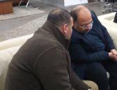 أحمد عبدالله والعطار ممثلان عن الجبلاية فى مباراة الزمالك والرجاء