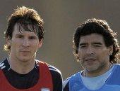 كيمبيس ينتقد ميسي: مهما فاز بألقاب لن يقارن بما فعله مارادونا