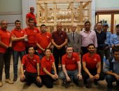 فوز مشروع حفظ وترميم الآثار بالمتحف المصرى الكبير بجائزة يوميورى للتعاون الدولى