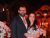 كندة علوش تشارك بصور جديدة من حفل زفاف درة