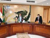 محافظ الفيوم يشدد على الالتزام بالإجراءات الوقائية لمواجهة كورونا