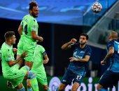 لاتسيو يقتنص التعادل من زينيت في دوري أبطال أوروبا.. فيديو