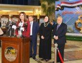 اجتماع لوزراء الهجرة والصناعة وقطاع الأعمال مع العربية للتصنيع للتحضير لمؤتمر مصر تستطيع