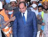 هدية الرئيس.. مستقبل وطن يواصل تطوير بيوت المصريين التزاما بمبادرات القيادة السياسية