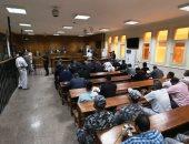 """صور.. السجن المشدد 15 سنة لـ59 متهما فى قضية """"فض اعتصام رابعة"""""""