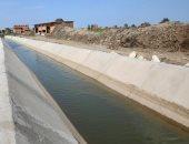 محافظ كفر الشيخ يؤكد على مراعاة الاشتراطات خلال مشروع تبطين الترع