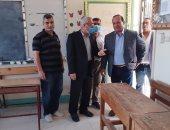 تطهير وتعقيم 83 لجنة انتخابية بشمال سيناء لاستقبال الناخبين غدًا