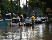 أمطار غزيرة وسيول تضرب مدن إسرائيلية والمواطنون يلجأون للزوارق.. ألبوم صور