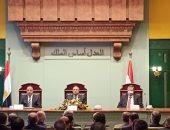 محافظ الإسكندرية: تجديد الحبس الإحتياطى عن بُعد حلم أصبح واقع