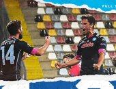 """نابولي يفوز بصعوبة على ريجيكا.. وروما يكتسح كلوج فى الدوري الأوروبي """"فيديو"""""""