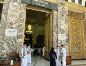 150موظفا يؤمّنون 100 باب فى المسجد الحرام بالمرحلتين الأولى والثانية من العمرة