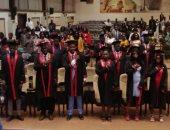 حفل لتكريم خريجى جنوب السودان بجامعة الإسكندرية.. صور
