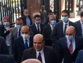 وزير العدل: تطوير ملموس بكافة المحاكم لكى تليق بالمواطن المصرى
