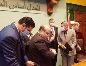 وزير العدل يوقع بروتوكول تطوير مجمع محاكم أحمد عرابى بالإسكندرية