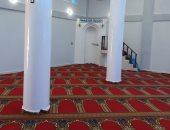 """شاهد اللمسات النهائية على 3 مساجد جديدة تفتتحها """"أوقاف الأقصر"""" اليوم.. صور"""