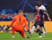 باريس سان جيرمان يسقط أمام لايبزيج في دوري أبطال أوروبا.. فيديو