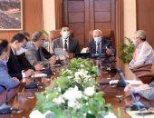 رئيس هيئة الاستثمار يعلن خطة تطوير المنطقة الحرة ببورسعيد.. صور