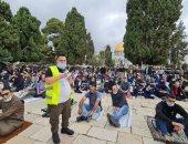 أ ش أ: قوات الاحتلال الإسرائيلي تقتحم المسجد الأقصى وتعتدي على المصلين