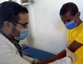 """الكشف وتوفير العلاج لأكثر من 1092 مريضا فى قافلة """"الحرية3"""" بمركز الفشن.. صور"""