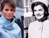 السيدات الأكثر أناقة فى تاريخ البيت الأبيض.. جاكلين كيندى أثرت على توجهات الموضة العالمية فى الستينيات.. نانسى ريجان مبهجة بالألوان.. ميشيل أوباما اتسمت بالرزانة..وميلانيا ترامب جذبت الأنظار من اليوم الأول