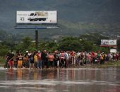 مصرع 8 على الأقل جراء انهيار طينى بسبب العاصفة إيوتا فى جواتيمالا