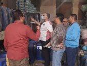 ضبط مصنع صابون غير مرخص وتحرير 42 مخالفة تموينيه فى حمله بالمنيا