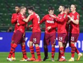 فيردر بريمن يتعادل مع كولن 1-1 فى الدوري الألماني.. فيديو
