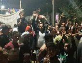 توافد المواطنين على لجان انتخابات النواب بالشرقية