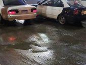 محافظ الغربية يتابع جهود الوحدات المحلية فى رفع مياه الأمطار .. صور