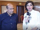 طارق الشناوى لتليفزيون اليوم السابع: كنت أتمنى تكريم عبد العزيز فهمى في حياته