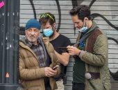 سيلفستر ستالونى يعود لتصوير فيلمه Samaritan بعد توقف 6 أشهر بسبب كورونا.. صور