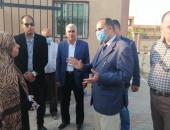 محافظ شمال سيناء يتفقد لجان انتخابات مجلس النواب بالشيخ زويد.. صور