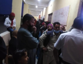 إقبال كثيف من الناخبين على اللجان بالشرقية قبل غلق باب التصويت .. صور