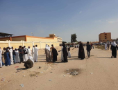 سيدات البادية يسجلن حضورا قويا فى انتخابات شمال سيناء.. صور