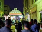استمرار توافد الناخبين على لجان السيدة زينب قبل ساعة من إغلاق اللجان .. صور