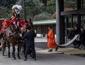 احتفالات تنصيب ولى عهد اليابان الجديد الأمير  أكيشينو..ألبوم صور