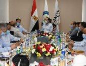 الملا يؤكد محورية مصر كقاعدة انطلاق الاستثمارات بأفريقيا وشرق المتوسط.. صور