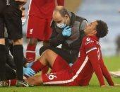 ليفربول يفتقد أرنولد 4 مباريات فى البريميرليج ودورى الأبطال للإصابة