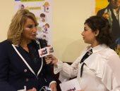 إيناس الدغيدي لتليفزيون اليوم السابع: من حقوق المرأة عدم زواج الرجل بـ 4 رغم إنه كلام دين